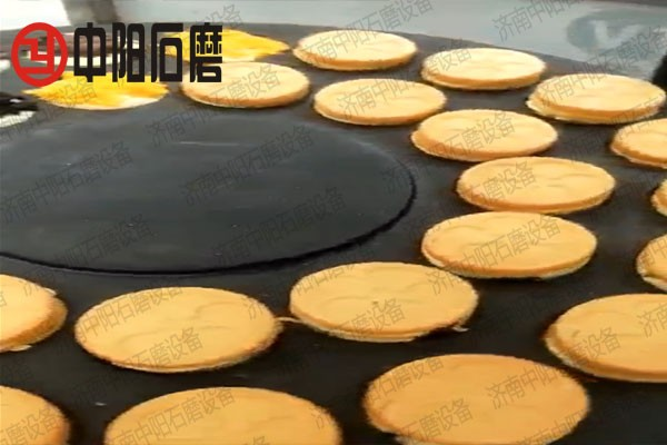 腾冲石磨玉米饼培训班健康原生态-