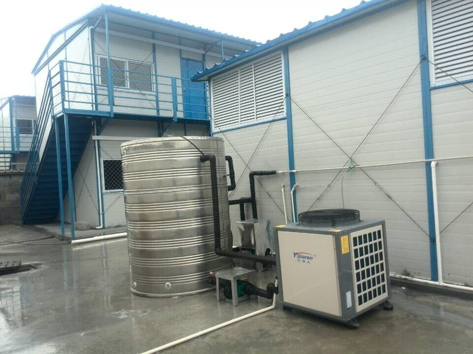 东莞洪梅镇锦江百浪30吨空气能热水装置设计效劳