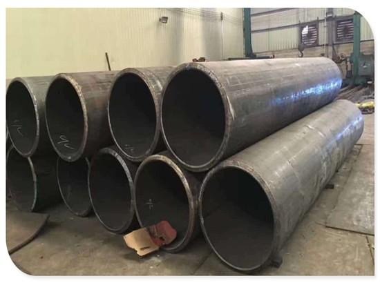 市南碳钢Q235B钢板卷管直销厂家