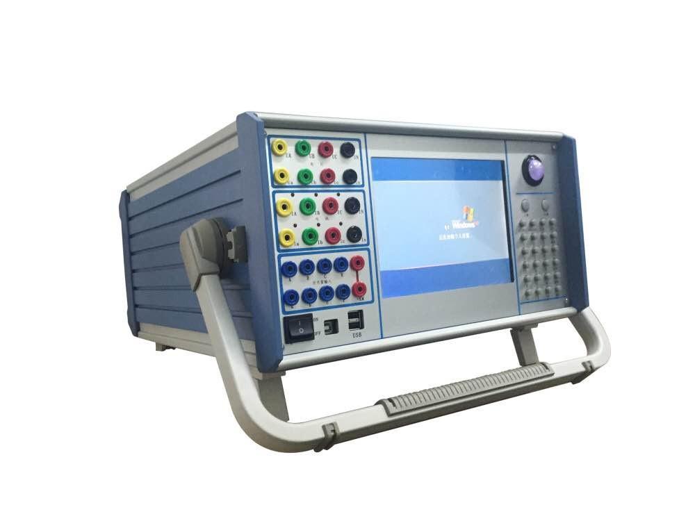 继保资讯:晋江GCJB-702微机继电保护测试仪厂家直销「单片机」