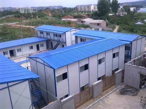 浙江温州市挪动板房搭筑专业搭筑