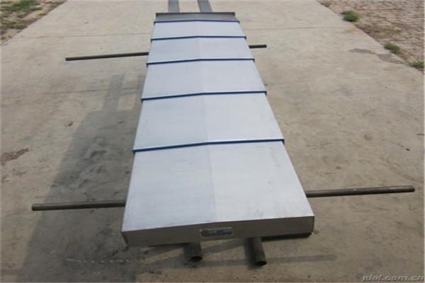 西区车床钢板防护罩五轴加工中心防护罩