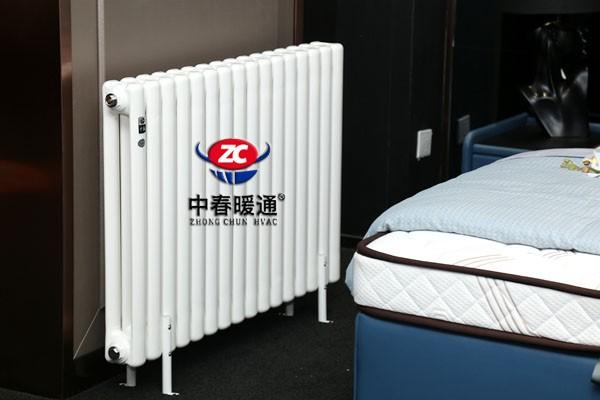 唐县钢制柱型三柱暖气片GZ-3-1.0-300细节图