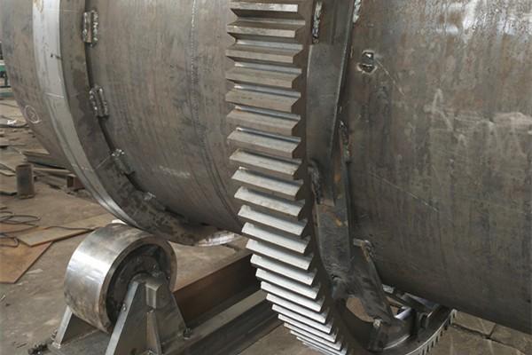 新乐150吨产量转筒洗石机机械型号