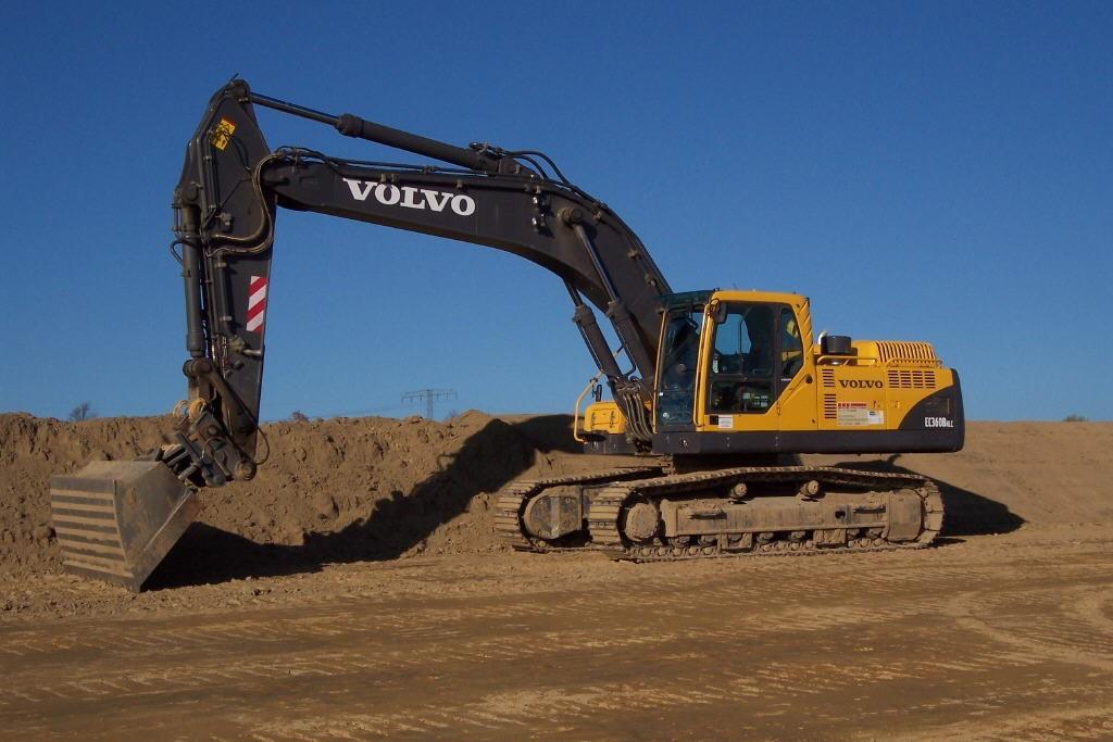 资讯:咸安沃尔沃挖掘机价格全国送货