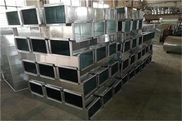 无锡铁皮风管加工费用 宜兴市鲁海暖通设备有限公司